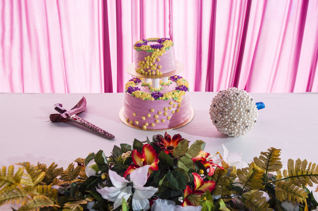 Beautiful stock photos of kuchen, pink color, curtain, purple, flower