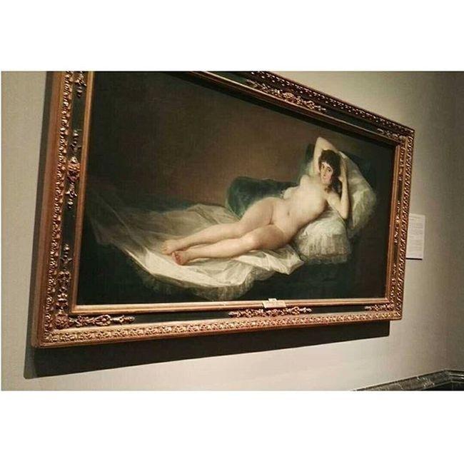 Mayadesnuda Goya Mlmlml Museodelprado Camposcuola