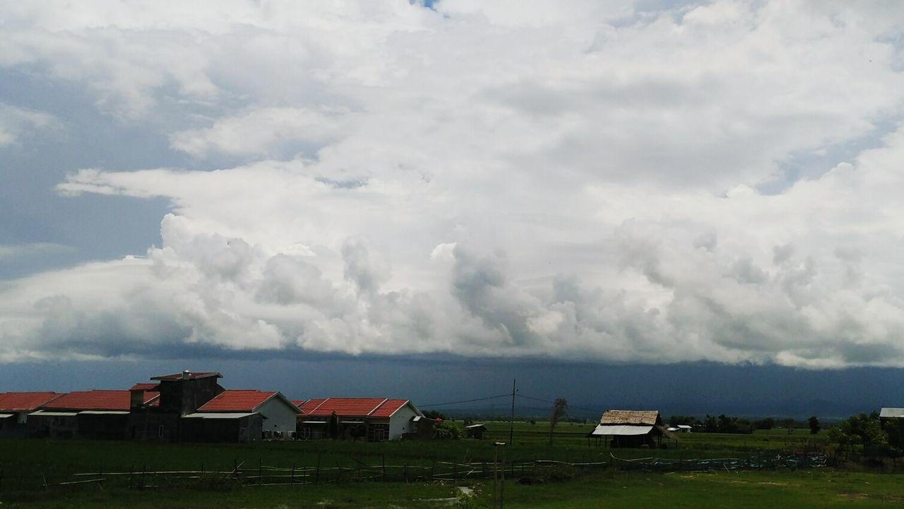 Clouds And Sky Village Life Bulukumba INDONESIA lifeee