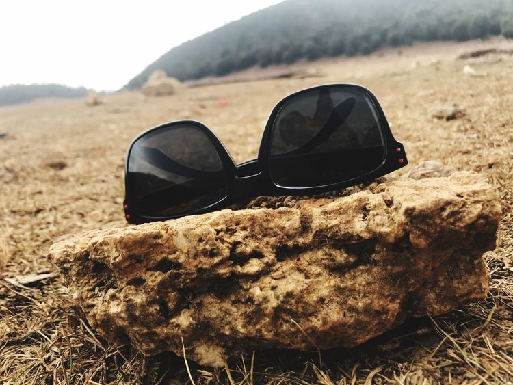 Sunglasses Field Day No People Eyewear Outdoors Eyeglasses  Nature Grass Close-up Sky