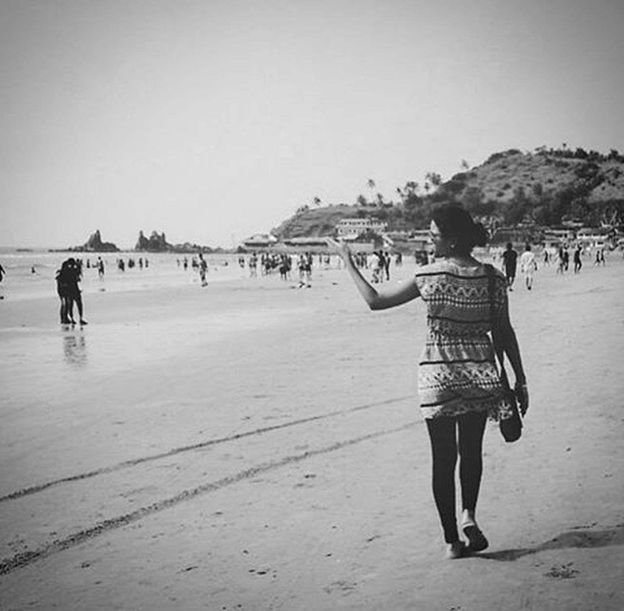☀☀☀☀☀☀ 🌴🌴🌴🌴🌴🌴 🏊🏄🏊🏊🏄🏊 🐳🐬🐳🐬🐳🐬 LOL Thats Me Beach Sun Tree Rocks Palms Trip Water Sea Salt Fish Shell Happy Enjoy Frnd Click Black White Dress Mygoa Noon Walk Beachlife shack beachside watersports everyday post