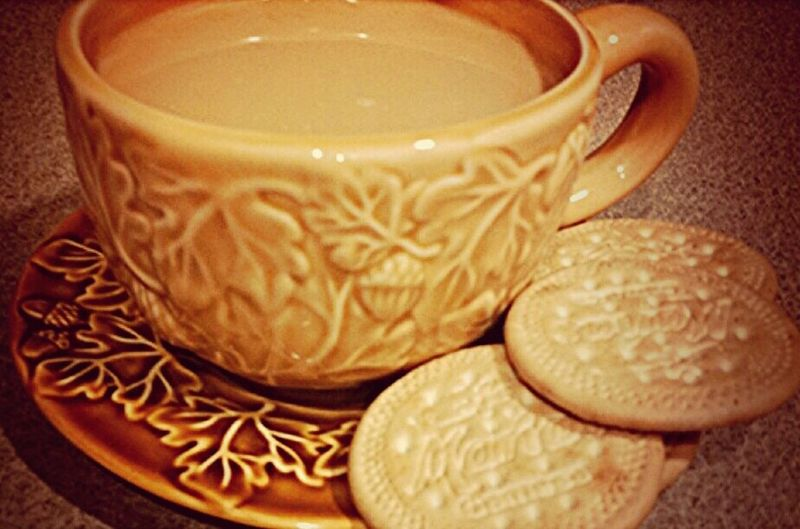cookies & coffee Morning Coffee Goodmorning ♥ Maria's Cookies