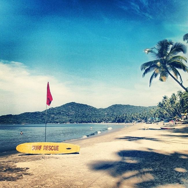 India Palolem beach South_goa Surf Photography Ocean