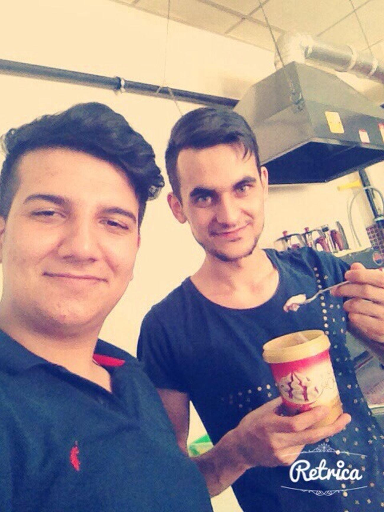 Dondurma Sıcak Keyif Follow ;)