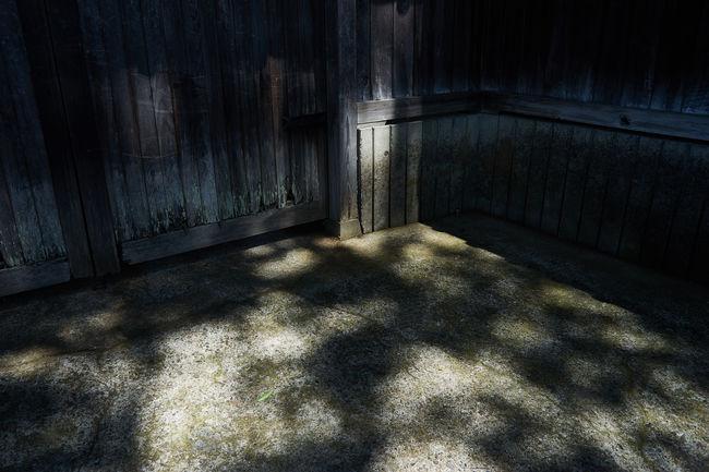 Door Flooring Light And Shadow Lights No People Shade Shadows Shadows & Lights Wood - Material