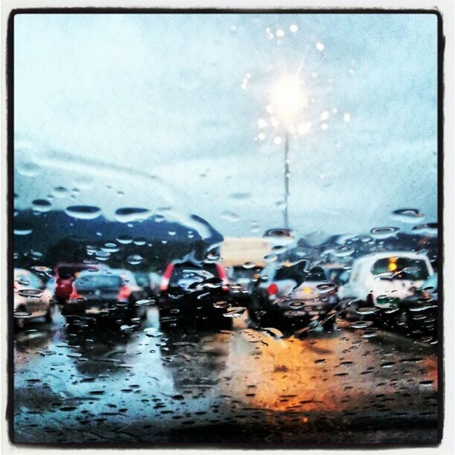 Sitting in my Car . It's raining.... Of course... Weeks now... :-\ Rain Raining Travel mytravelgram bestoftheday bestshooter picoftheday Askøy, Norway