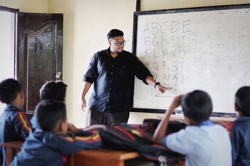 Teaching with heart || Kintamani Bali Study Studying Class Student Teaching School Kids Hidden Gems  Teachers