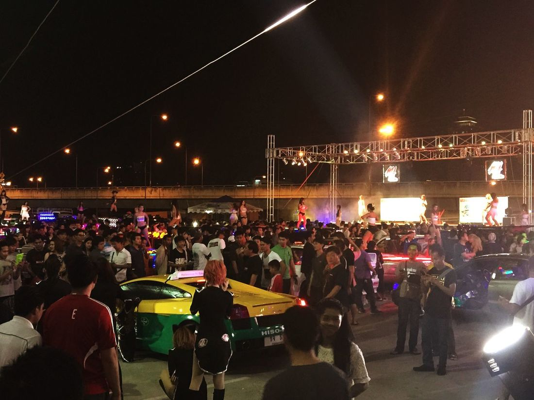 Motorshow BKK Bangkok Nightlife