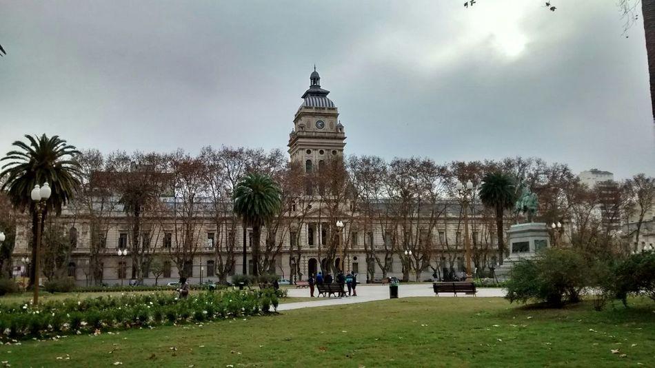 Facultad De Derecho Unr Rosario Argentina Invierno Winter