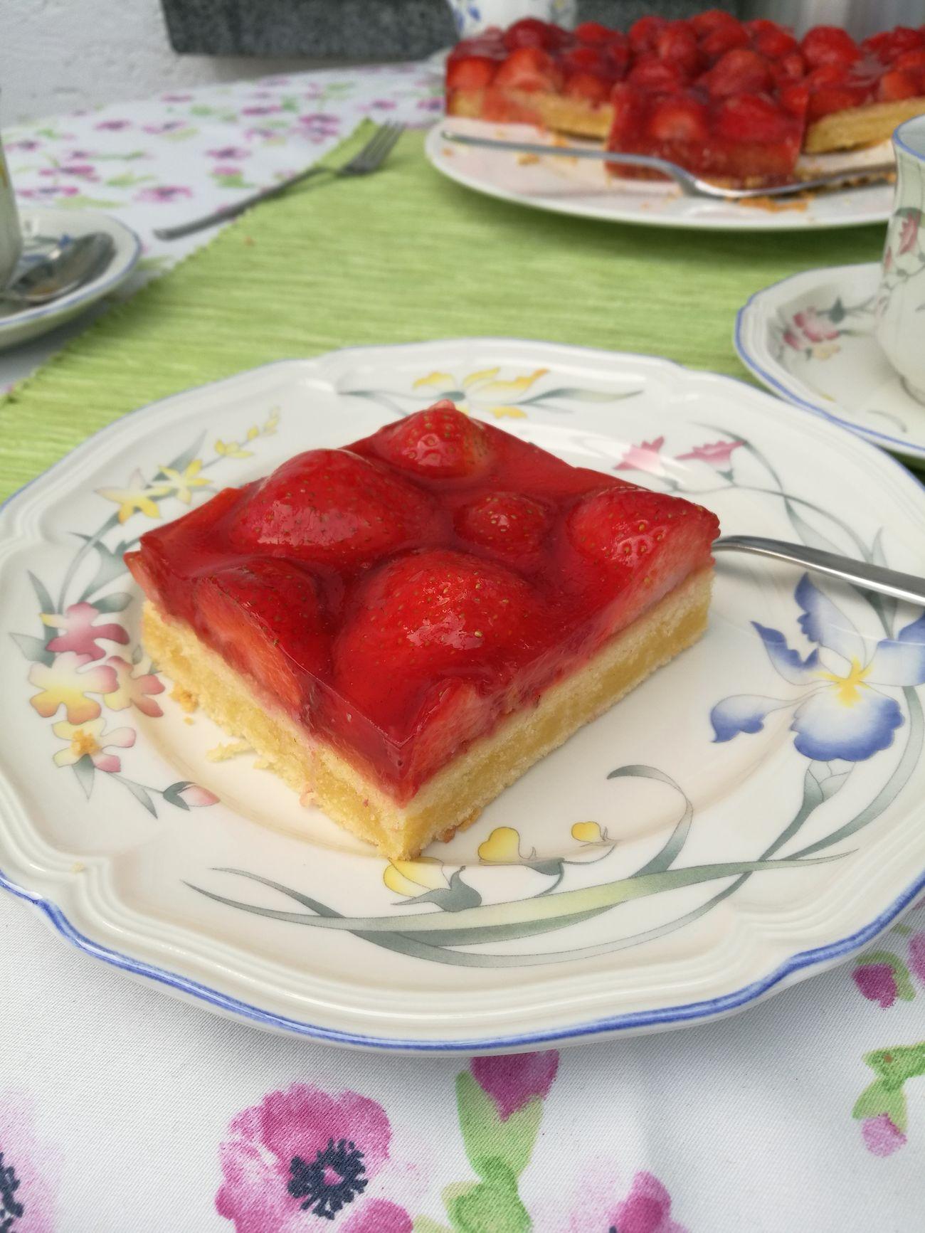 Sweet Food Dessert Cake Raspberry Tart - Dessert No People Ready-to-eat Homemade