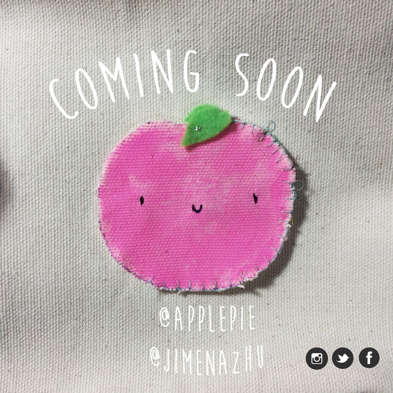 Byjimenazhu Applepie KAWAII