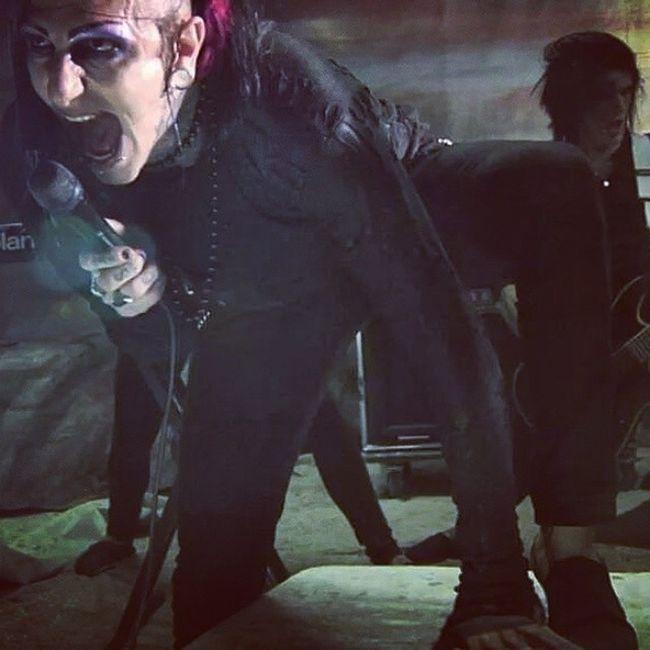 ChrisCerulli Chrismotionless MotionlessInWhite Officialvideo Music Abigail Metal Love Makingvideo MyFavouriteMusicVideo ♬♪♩♀†♡
