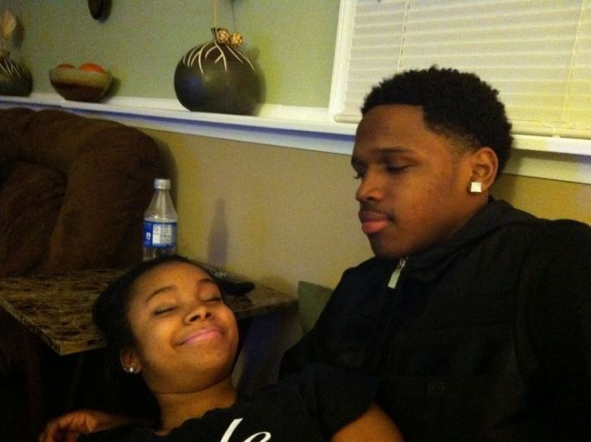 Happy Anniversary Baby! Its Been 2 Months Doe, Im Not Bouta Rap On Here But You Know Your My Husband, My Lifeline, My Otherhalf, And My Bestfriend, TEDDY & NAILAH Against The World And We Gonna Prove To Everybody That We Gonna Make It! I Love You Babyboy