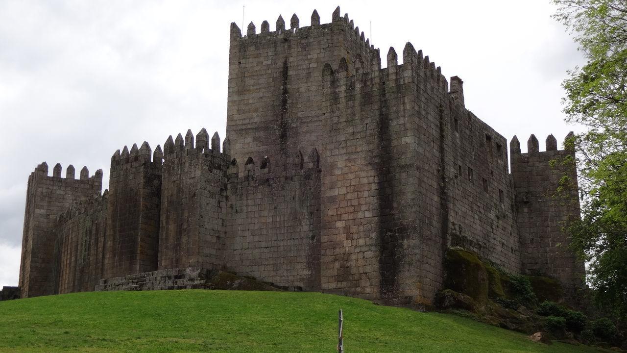 Castello Braga Portogallo Portugal Castle