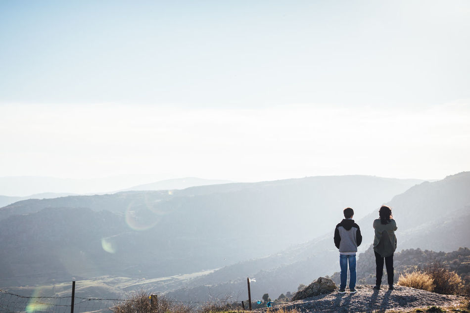 Beautiful stock photos of spain, Beauty In Nature, Day, Full Length, Men