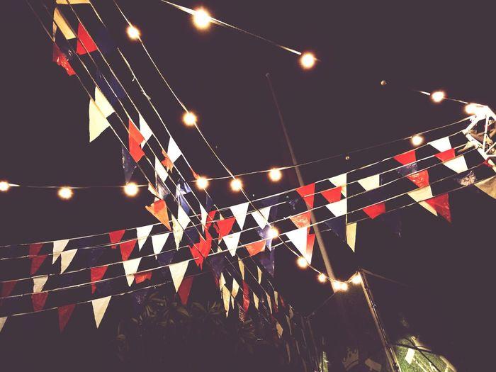 Festival Royal Croquet Club Fringe Adelaide Lights Nightphotography