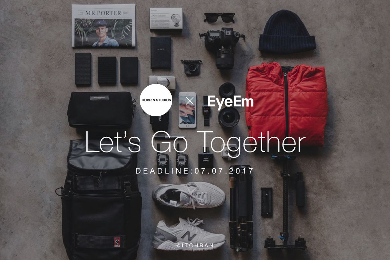 Ready, jet set, go: From flat lays to flight delays, show us how you get from a to b in our travel Mission with Horizn Studios! ✈️ Let's Go. Together. https://www.eyeem.com/m/13650588
