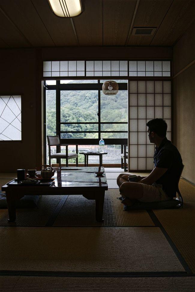 Ryokan, Kyoto Ryokan Kyoto, Japan Kyoto City River Uji Indoors  Sitting Person Day Tea Ceremony