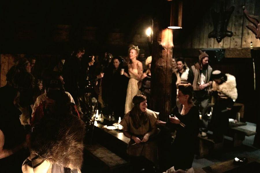 Vikingselite Party Costume Party The Photojournalist - 2016 EyeEm Awards