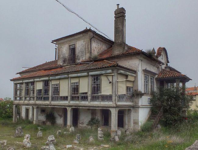 Stree Photography Abandoned Vilar Formoso