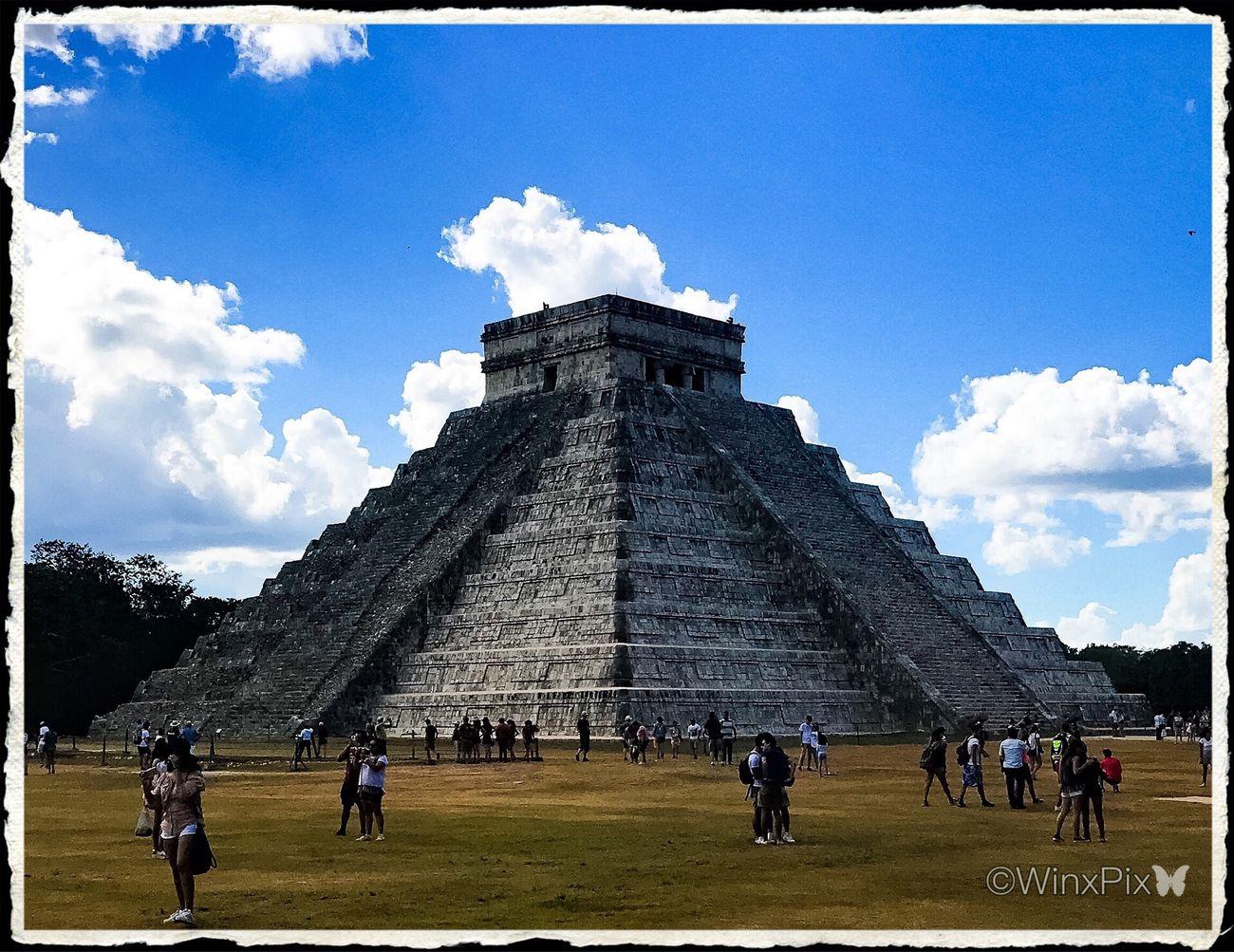 Chichen Itza. Yucatán, México. Chichen Itza Yucatan Mexico