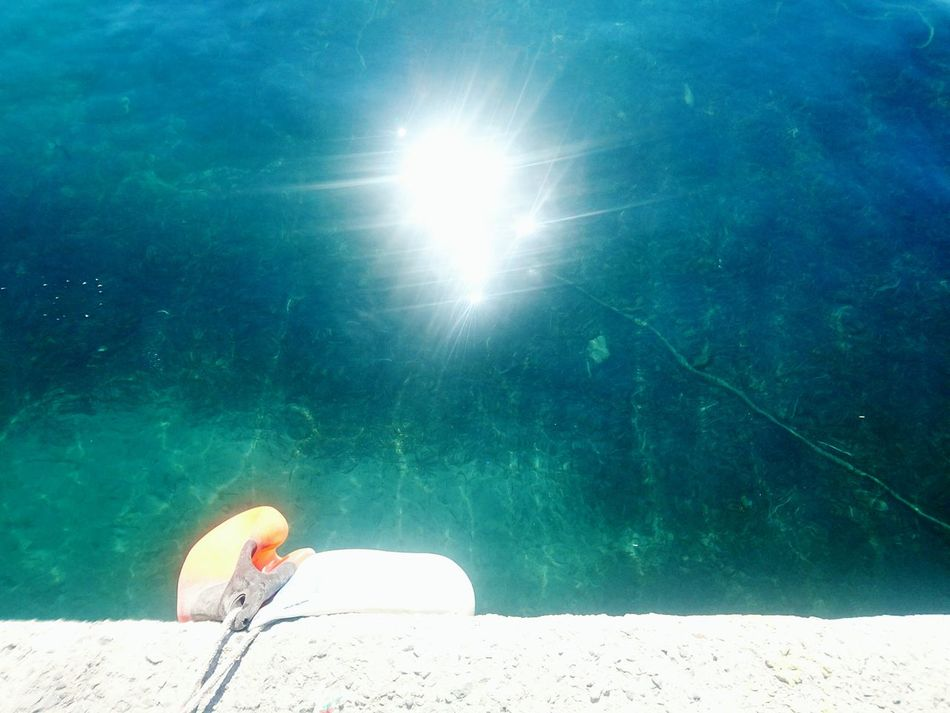 Water Sunbeam Vacations Outdoors Day Sun Nature Tranquility Sea Tranquil Scene Scenics Rope Harbor Tourism Greece Greek Seascape Vacations Remote Water Surface Calm Travel Destinations Nature Beauty In Nature Waterfront Flying High
