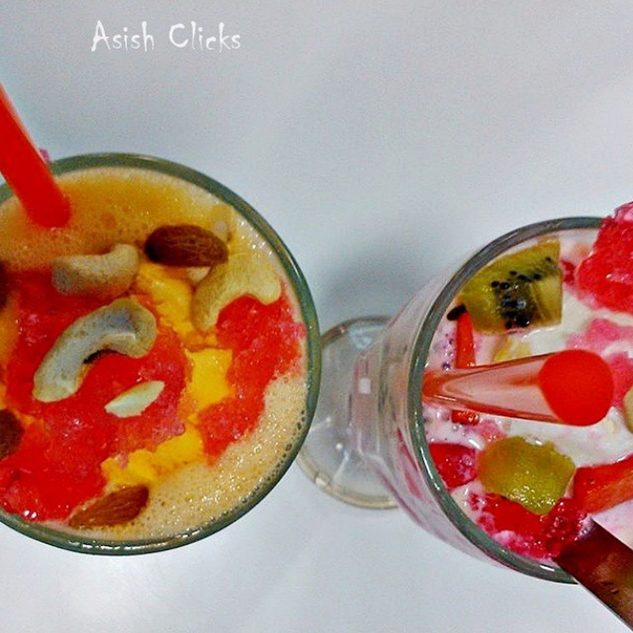 Mango and Fruit Falooda - Aerial view Falooda Mango Fruit Foodporn Food Drinks Milkshake Yummy Delicious Eatthis Eats Foodphotography Mobilephotography Asishclicks Loveit Bombaystan Chennai Vadapalani Forumvijayamall Fun Tasty Heavenly