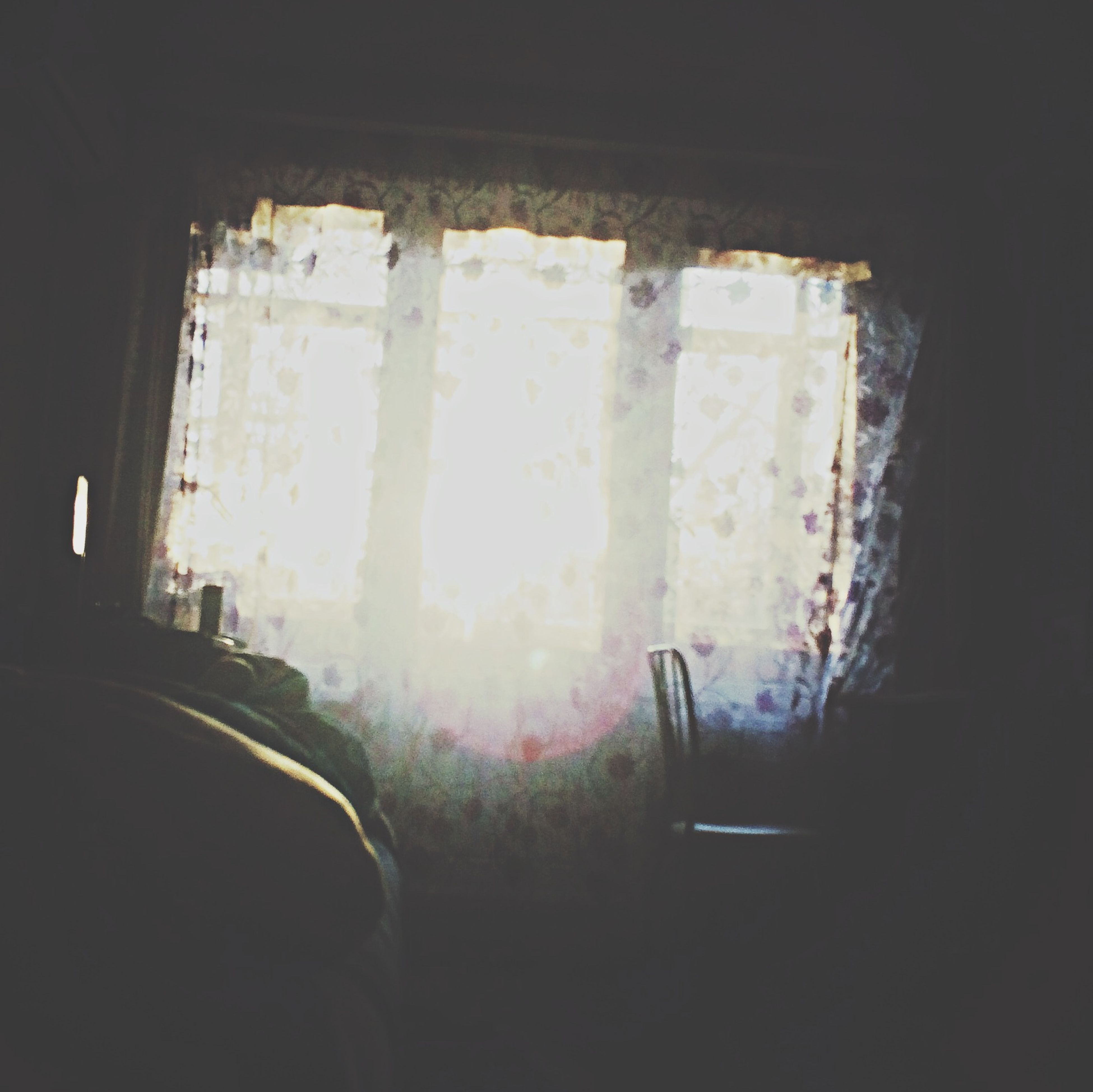 indoors, window, glass - material, transparent, built structure, architecture, home interior, house, dark, interior, sunlight, empty, curtain, absence, day, no people, wall - building feature, abandoned, glass, wall
