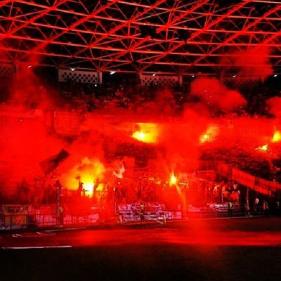 NoPyroNoParty Menit85 LFCTourIndonesia ...... KSBB 20-7-2013 T.T