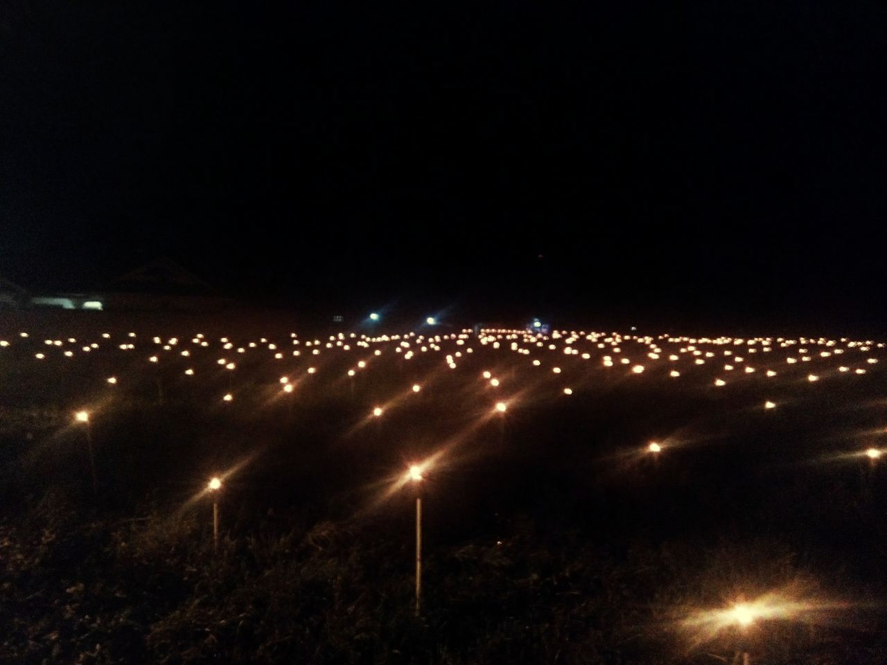 """""""Our Tradition"""" Taking Photos Traditional Traditional Culture Lamp On Field Night Lights Nightshot Darkness And Light"""