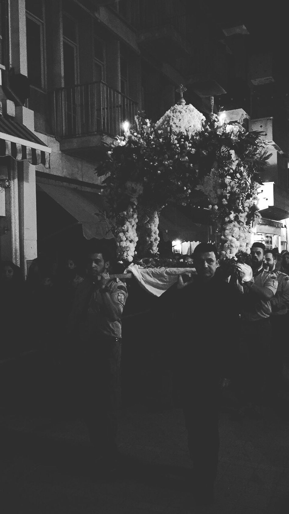 Cyprus Nicosia Night Celebration Easter Men Real People Women City Adult People KT Friday Real Life Blackandwhite Travel