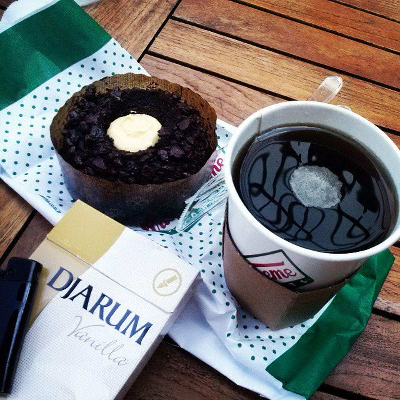 Kruffin candir can. çay Tea Kruffin Krispy djarum vanilla instagood instaturkey kozzy