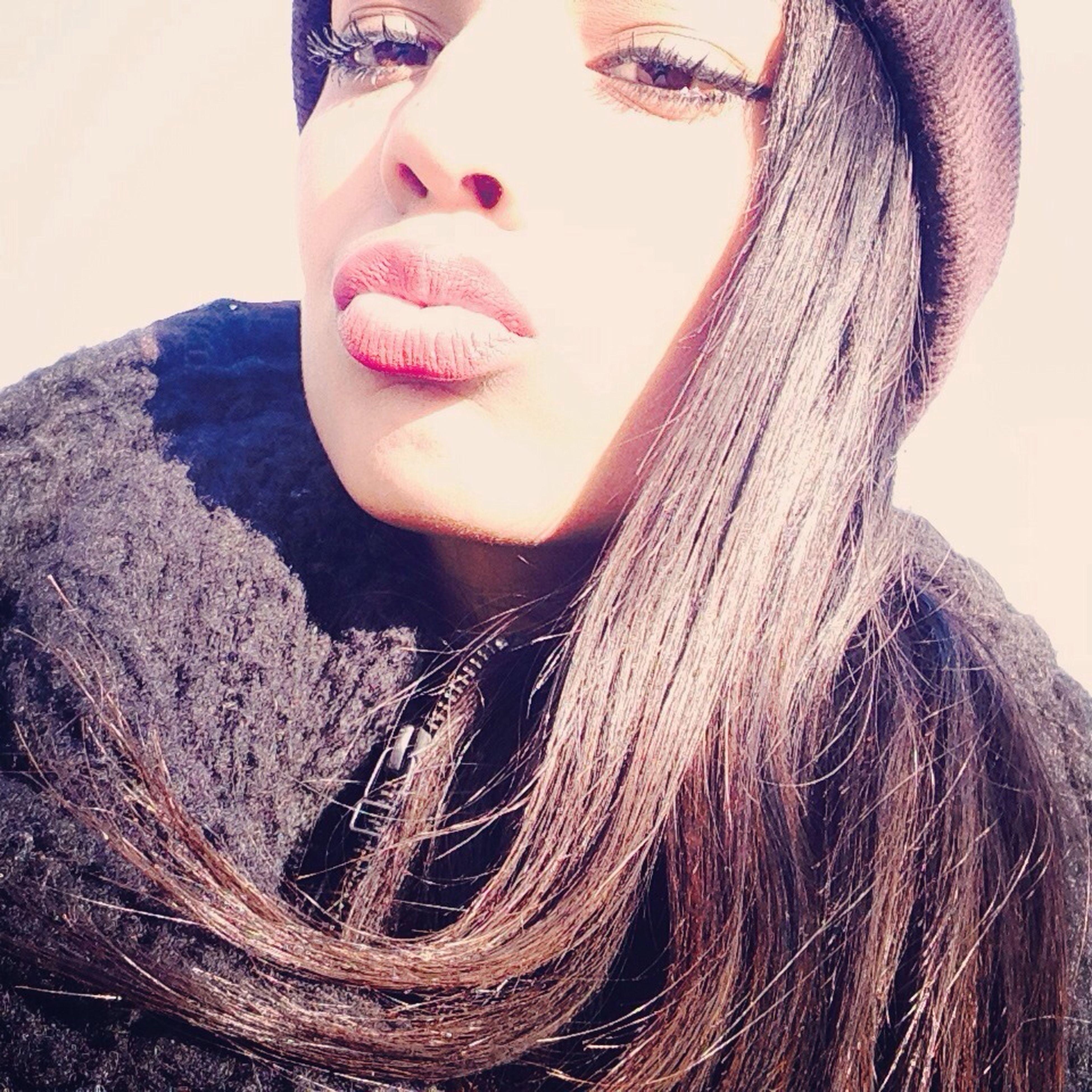 Anybody up for a kiss? ModelHello World Lightskin That's Me