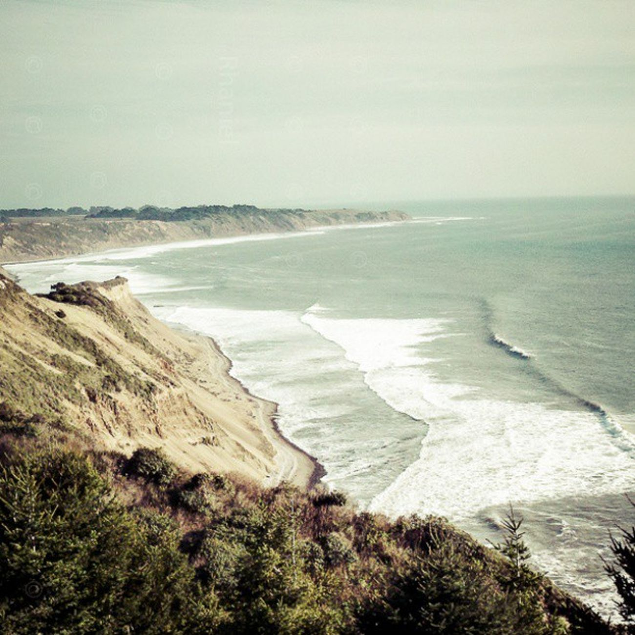 A view to behold from Palomarin Trail Bolinas, CA