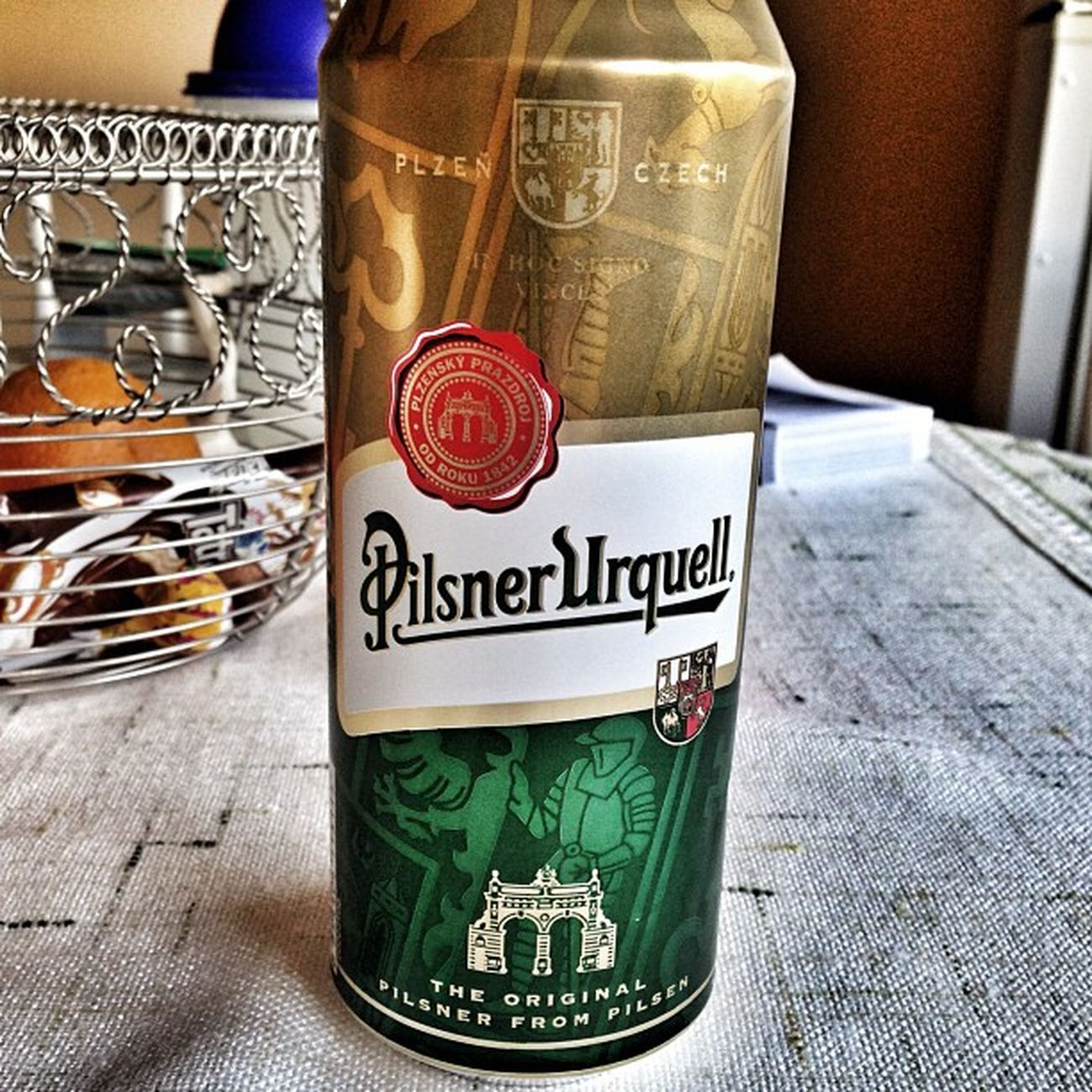 Beer Bier Pivo Pilsnerurquell pilsenczsnapseed pic picoftheday photooftheday instapic instacool instagood instagram instamood instadaily instaplace instagramers ilava slovakia slovensko original