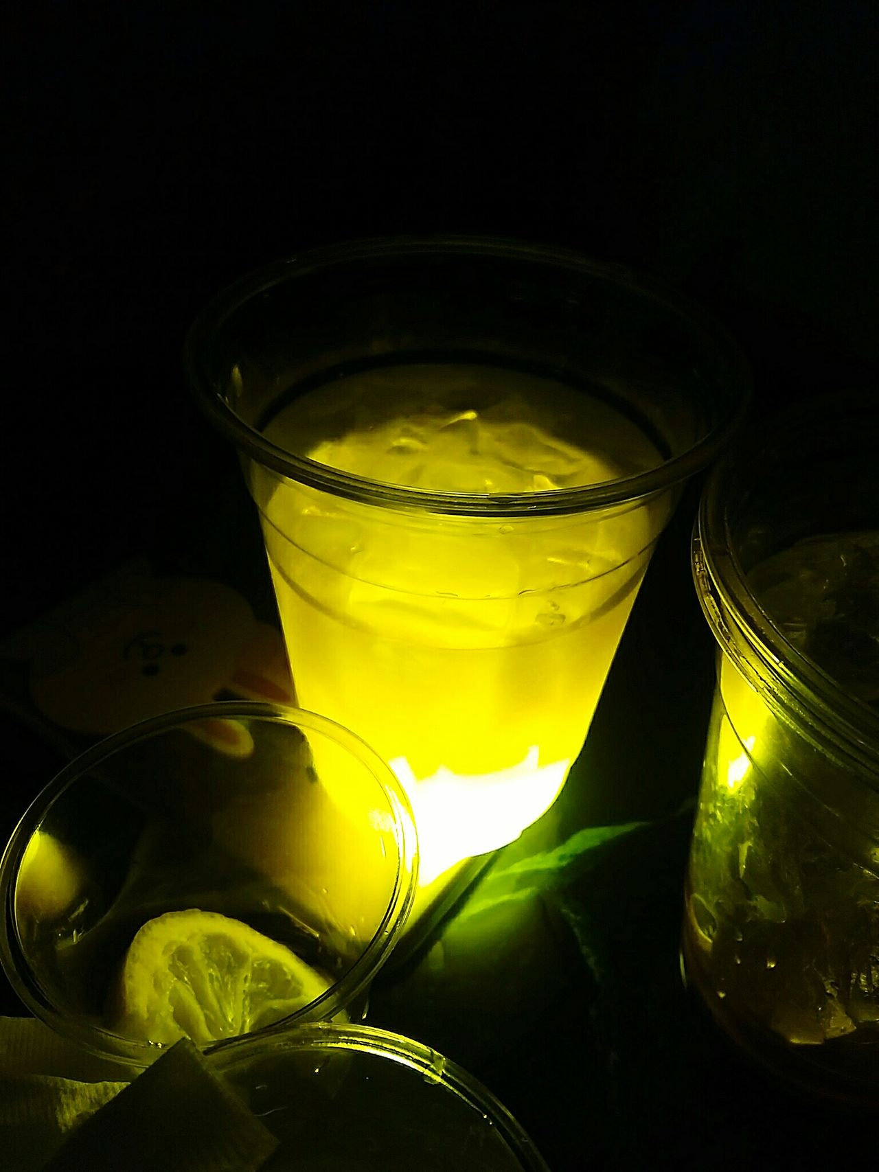 Drink Drinking Glass Yellow No People Green Color Black Background Close-up Alcohol Liqueur Freshness Crystal Glassware Cocktails Cocktail Cocktails🍹 Cocktail Time Lemon Night Nightclub Nighttime Shiny Illuminated Luminous Light Drinks Drinking