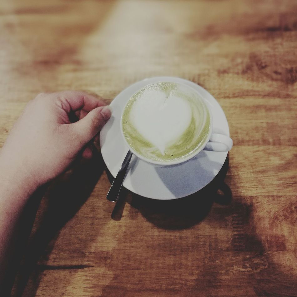 Food And Drink Drink Human Hand Refreshment Indoors  Freshness Healthy Eating Machalatte Foodphotography Photography