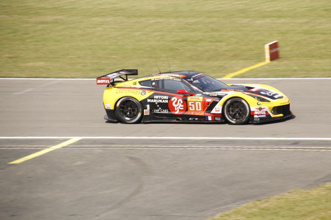 Corvette Nurburgring Racing Car