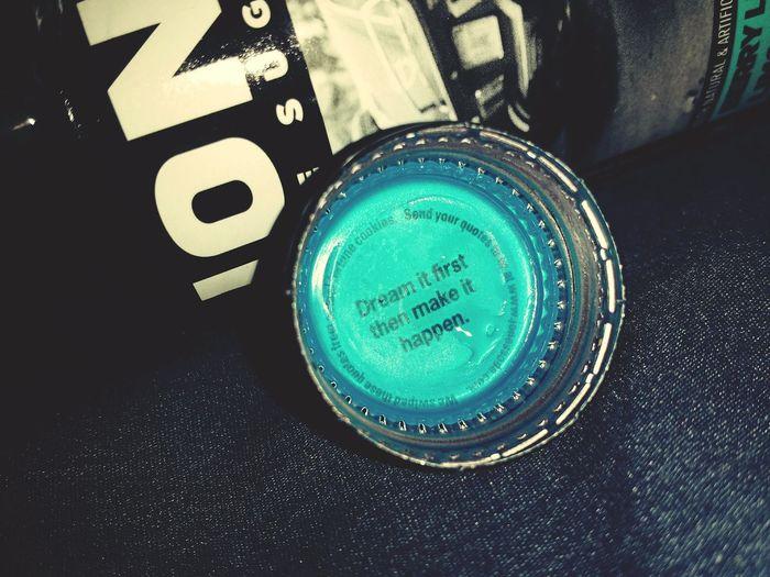 Jones Soda Blue Lemonade Wise Words Jonessoda