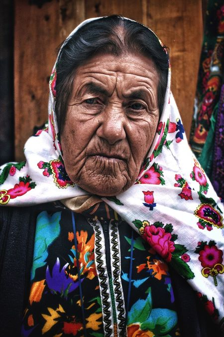 Persian woman Portrait Looking At Camera Real People Cultures One Person Outdoors Human Body Part Day People Adult Oldwoman Oldface Iran Persian Esfahan Travel EyeEmNewHere