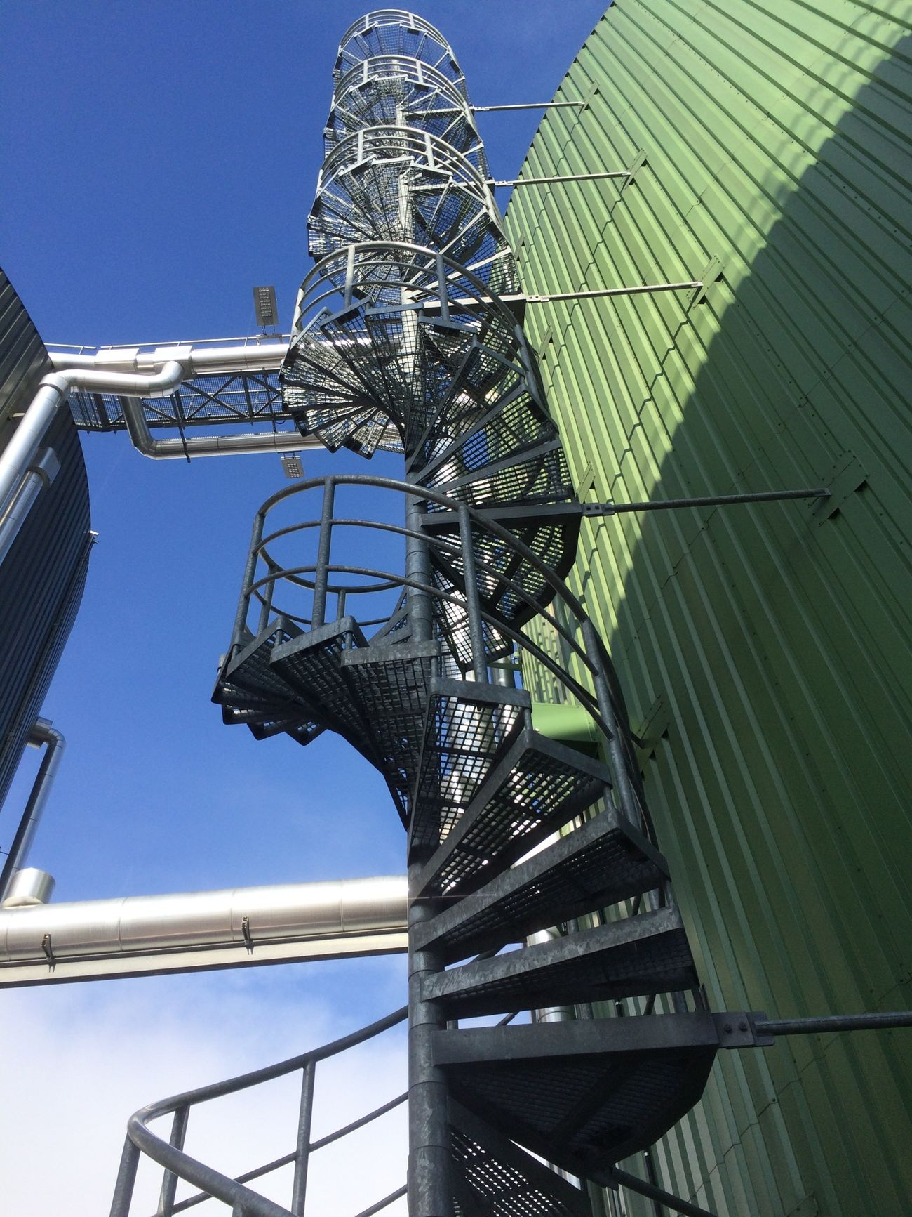Biogas Südleder Stairway To Heaven