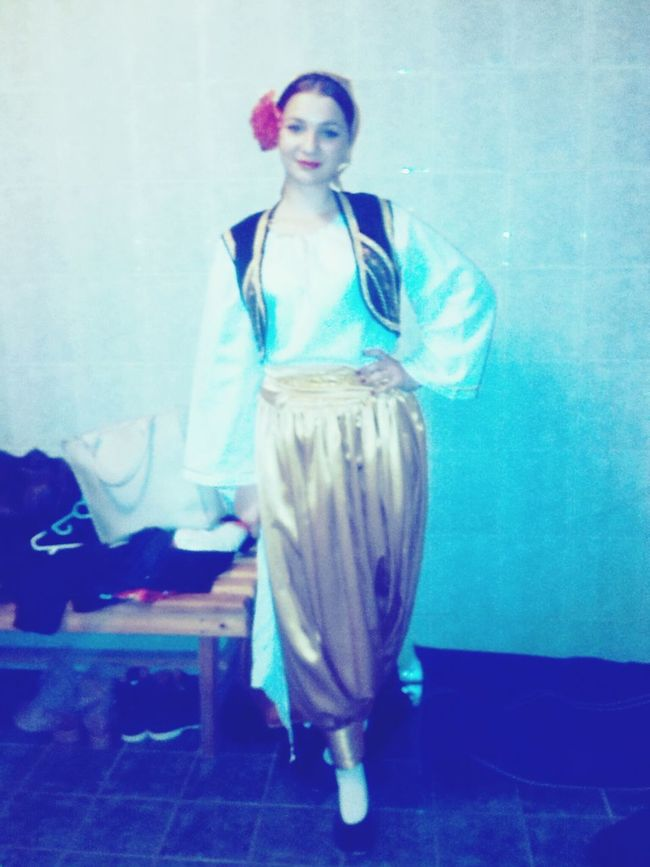 Folklore My Life Reason For My Hapiness Happy love my uniform for folklore dance. I just had one amazing concert <3 i was the leader :)