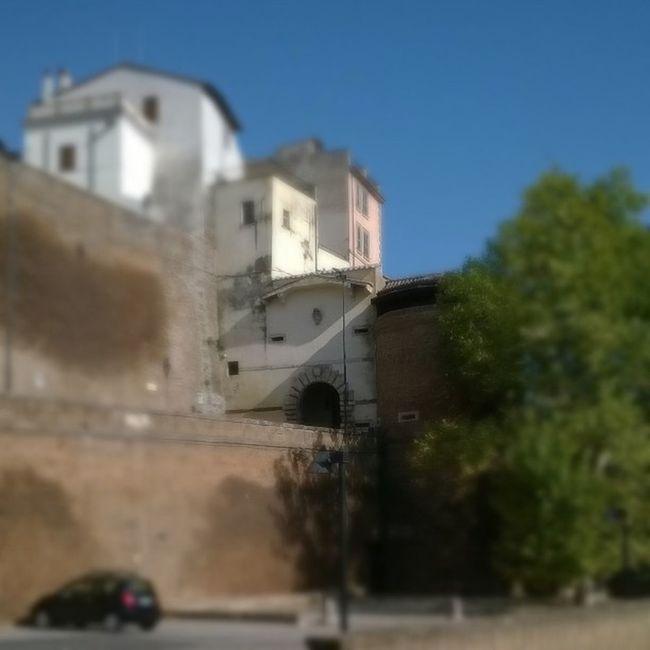 """Yuricrispi Gallese (VT) - Porta di accesso """"Arco di Porta"""" (Igersitalia Igersviterbo Igerslazio Igersoftheday )"""