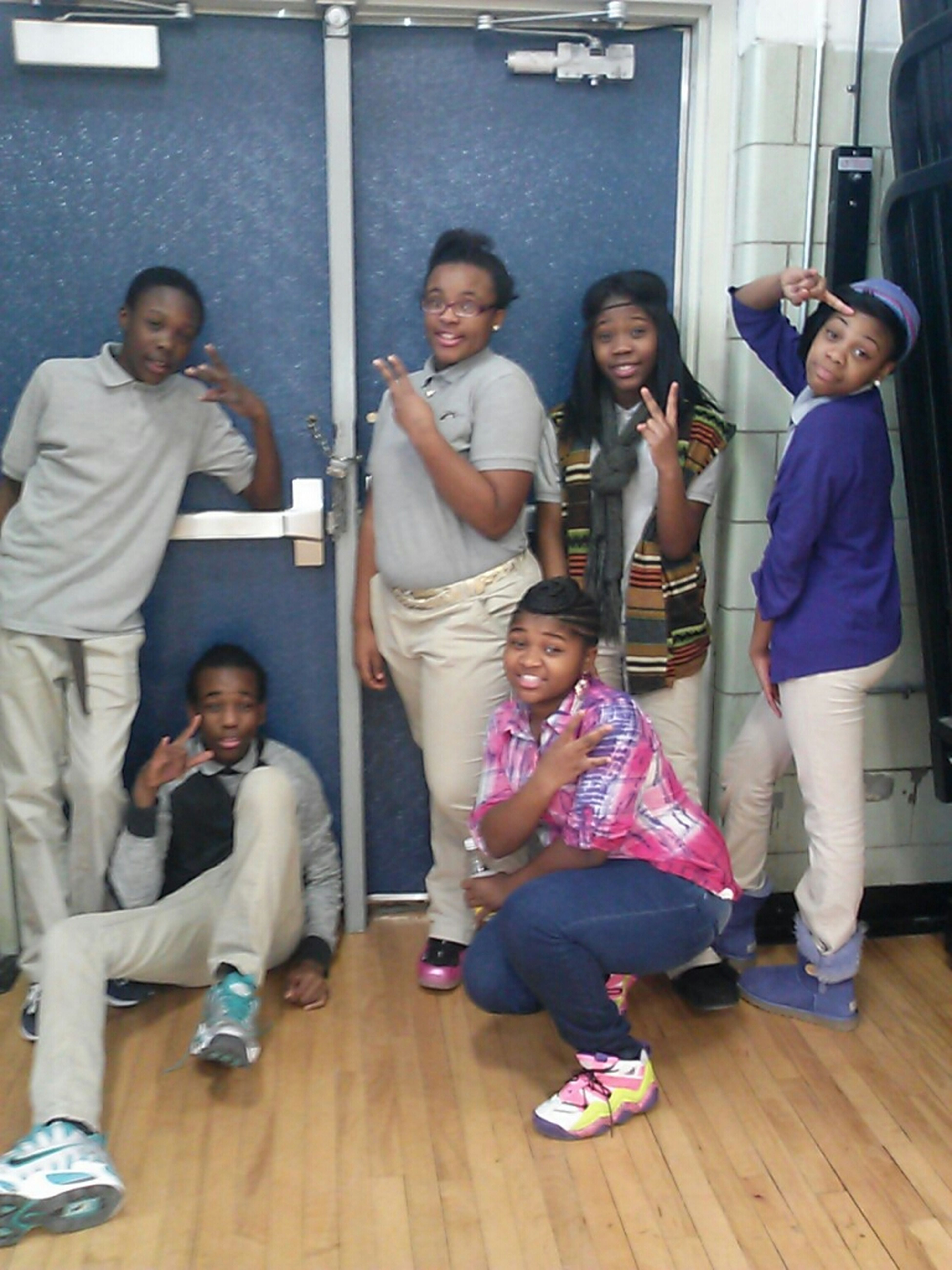 #us Coolin It In Gym