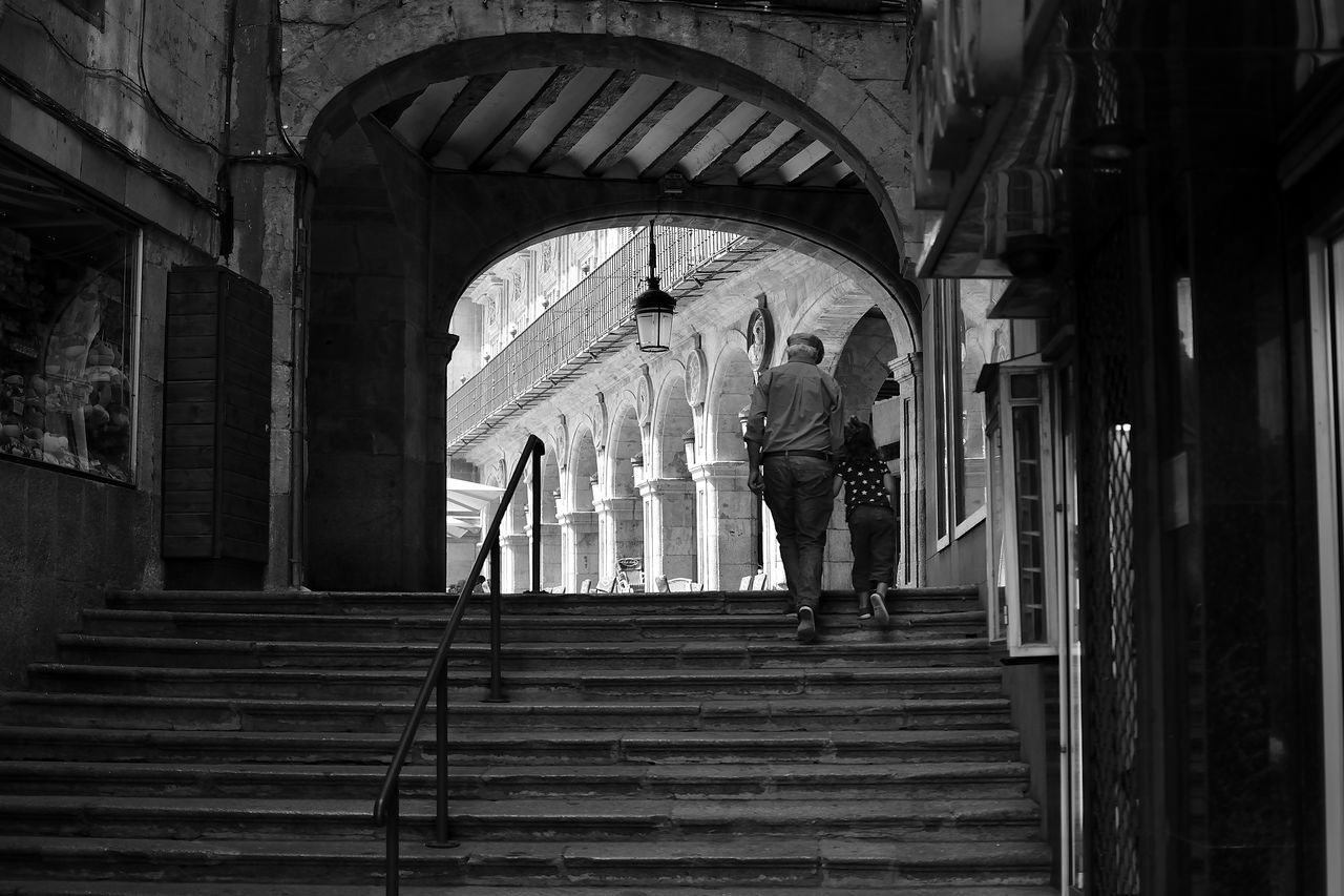 Beautiful Black & White Blackandwhite Granfather Salamanca SPAIN Street Streetphotography