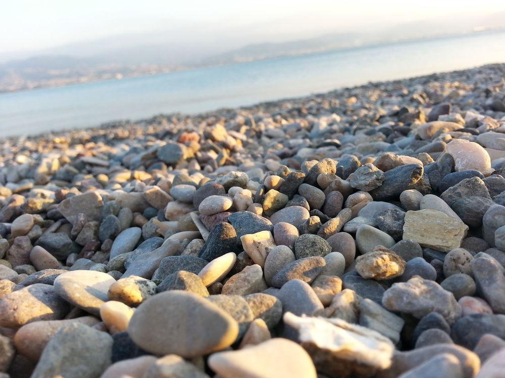 Sea Pebble Sun Light Deniz Çakıl Taşları Turkey Kocaeli First Eyeem Photo First Eyem Photo