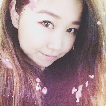 Self Portrait That's Me Girl Asian Girl