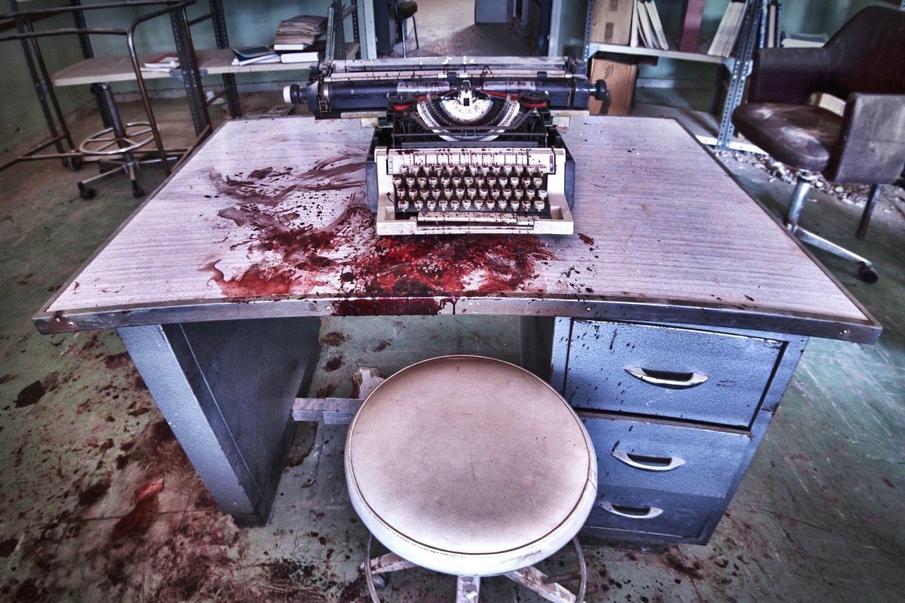 Sangre fría Blood Beauty Of Decay Ksilencio.com Abandoned