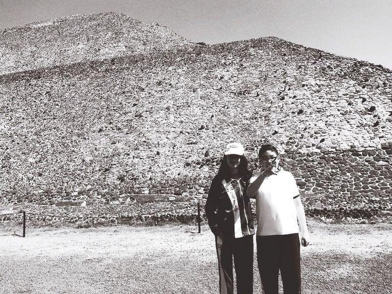 Pirámides De Teotihuacan Excursion 2015  Amigoooo!