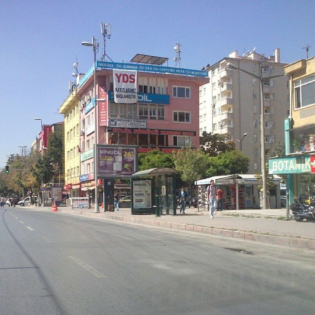 Kayseri Sivascaddesi .